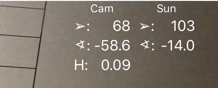 AR Finderの正確さについて